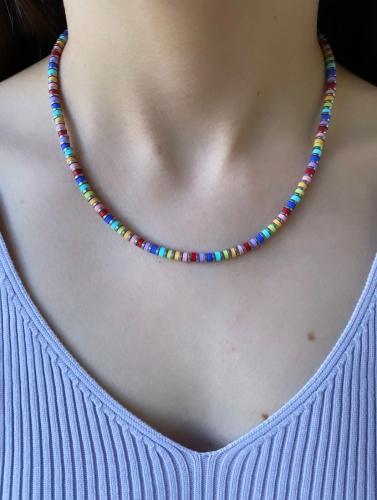 Aloha Rose Necklace | RS1198